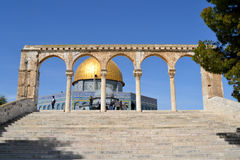 Мечеть Омара Стоковые Изображения