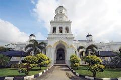 Мечеть положения Abu Bakar султана стоковые фото