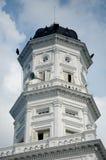 Мечеть положения Abu Bakar султана в Джохоре Bharu, Малайзии стоковые фото