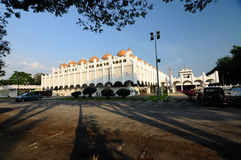 Мечеть положения Perak в Ipoh, Perak, Малайзии Стоковое Фото