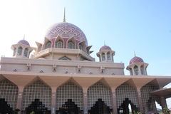 Мечеть Путраджайя стоковое фото
