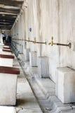 мечеть сини омовений стоковые изображения rf