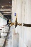 мечеть сини омовений стоковое фото rf