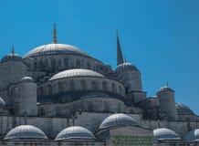 Мечеть сини Sultanahmet Cami Стоковое Изображение