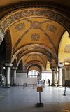 Мечеть Стамбул Hagia Sophia панорамный стоковая фотография rf