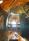 Мечеть Стамбул Hagia Sophia панорамный стоковое изображение