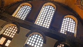 Мечеть Стамбул Hagia Sophia панорамный стоковое фото rf
