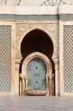 Мечеть Хасана II стоковые изображения rf