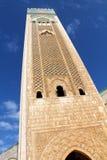 Мечеть Хасана II стоковое изображение rf