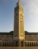 Мечеть Хасан Касабланка Стоковые Изображения RF