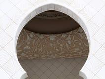 мечеть 01 Стоковые Фотографии RF