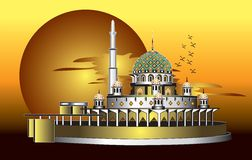 мечеть Стоковое фото RF