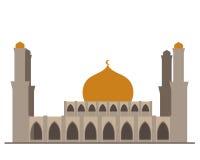 мечеть иллюстрация вектора