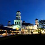 Мечеть Abu Bakar султана Стоковое фото RF