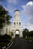 Мечеть Abu Bakar султана Стоковое Изображение RF