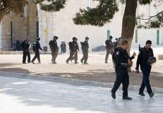 Мечеть al-Aqsa Стоковая Фотография