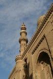 Мечеть al-Azhar Стоковое Изображение