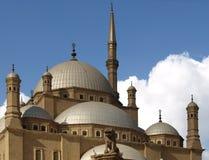 мечеть ali Египета mohamed Стоковые Фото