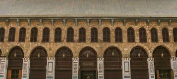 Мечеть Amawi Al Masjid Стоковое Фото