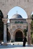 мечеть aqsa al Стоковое Изображение