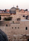 мечеть aqsa al Стоковые Фото