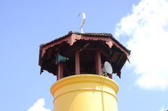 Мечеть Batak Rabit в Teluk Intan, Perak Стоковые Фотографии RF
