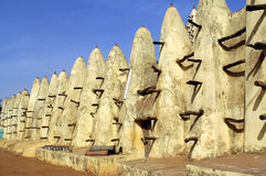 Мечеть Bobo Dioulasso Стоковые Фотографии RF