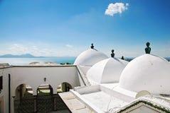 мечеть bou сказала sidi Тунис Стоковые Изображения