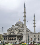 Мечеть Camii султана Yeni Valide новая, Стамбул, Турция стоковая фотография rf