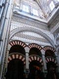 мечеть cordoba собора Стоковое Фото