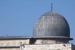 мечеть el aksa Стоковое Фото