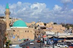 Мечеть el-Jazzar Стоковое Изображение