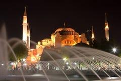 Мечеть Hagia Sophia Стоковая Фотография