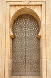 мечеть hassan ii двери casablanca Стоковое фото RF