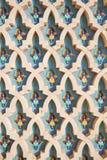 мечеть hassan ii украшения Стоковое Фото