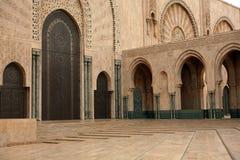 мечеть hassan ii Стоковые Изображения RF