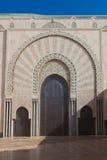 мечеть hassan ii Стоковые Фото