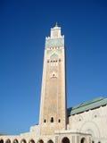 мечеть hassan ii Стоковое Изображение