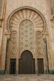 мечеть hassan ii Стоковая Фотография RF