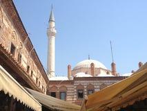 Мечеть Hisar в Izmir, Турции стоковые изображения rf