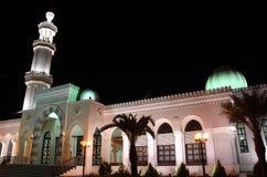 Мечеть Hussein Bin Ali al-Sharif Стоковое Фото
