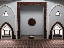 Мечеть Istiqlal стоковое фото