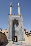 Мечеть Jame, Yazd, Иран, Азия Стоковые Фотографии RF