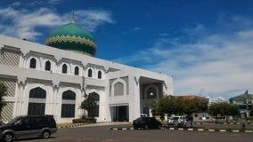Мечеть Kauthar Al на Tawau, Сабахе, Малайзии Стоковые Изображения