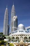 мечеть klcc Стоковые Фото