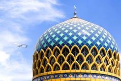 мечеть klia Стоковая Фотография