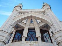 Мечеть Kol Sharif в Казани Кремле в республике Татарстане в России Стоковая Фотография RF