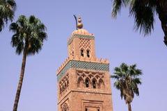 мечеть koutoubia Стоковая Фотография RF