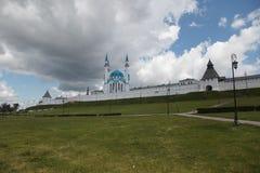Мечеть Kul-Sharif Стоковые Фотографии RF