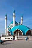 Мечеть Kul Sharif kazan Стоковое Фото